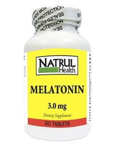 Melatonin TABS 3 MG N-R Size: 60