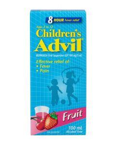 Children's Advil Suspension Fruit 100 ml