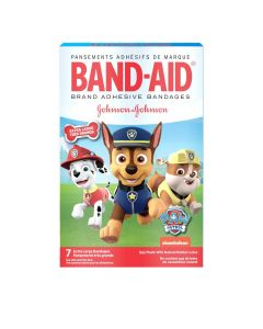 Band-Aid Nickelodeon Paw Patrol XL 7 count