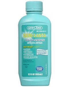 Gericare Geri-Lanta Antacid/Antigas-12 Liquid